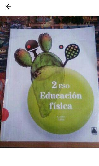 LIBRO 2 ESO EDUCACIÓN FÍSICA