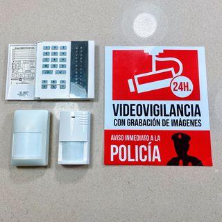 Oferta Pack Alarma 24h Antirobo ENVÍOS seguros