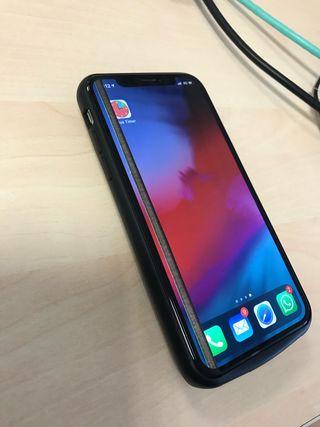 Iphone X 256 gb + accesorios