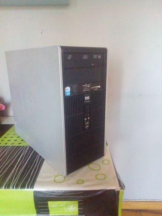 ordenador HP ddr2