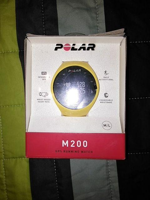 Polar M 200
