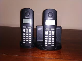 Telefono doble inalámbrico