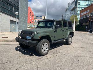 Jeep Wrangler 2008 De Segunda Mano Por 19 800 En El Molar En