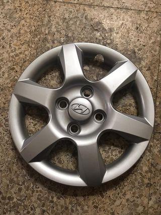 Tapacubos Hyundai
