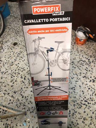 Caballete taller para bici