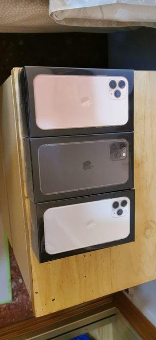 iPhone 11 Pro 64Gb precintado 4 colores