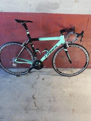 bicicleta goka zero. 9(recien pintada orbea)