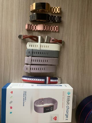 2 Fitbit charge 2