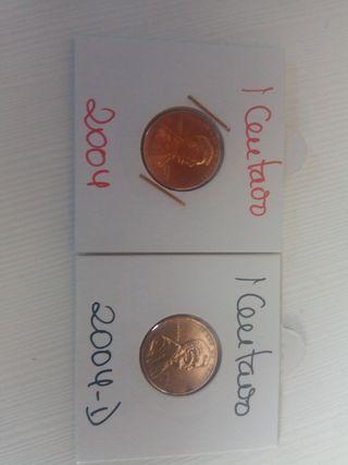 lote de 2 monedas