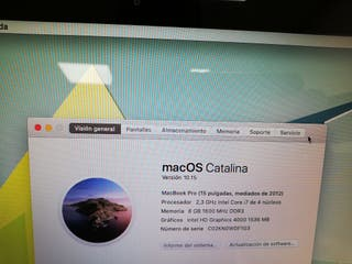 Macbook pro 13 i5 256SSD