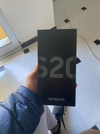 Samsung galaxy s20 ultra 128gb 12gb de ram