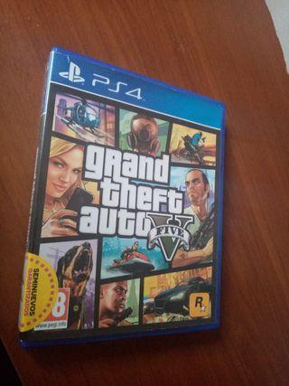 juego GTA5