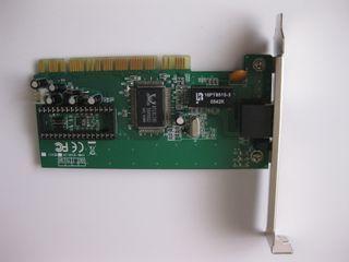 TARJETA DE RED ETHERNET COMTREND PCI 10/100