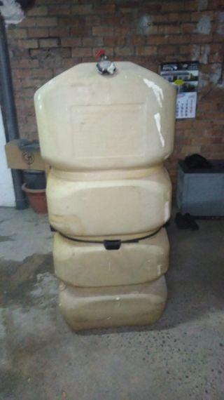 deposito 750 litros