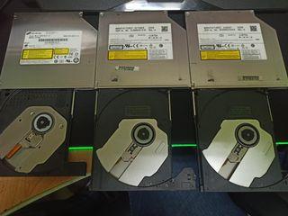 Grabadora dvd para portatil.