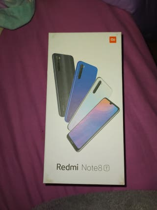 Xiaomi redmi note 8t GRIS 64gb