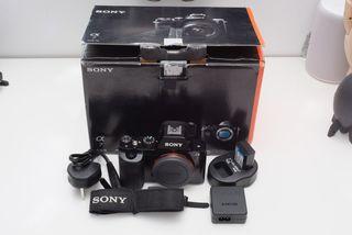 Vendo SONY A7 + ZEISS FE 24-70 f4 en GARANTIA.