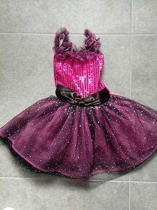vestido/disfraz