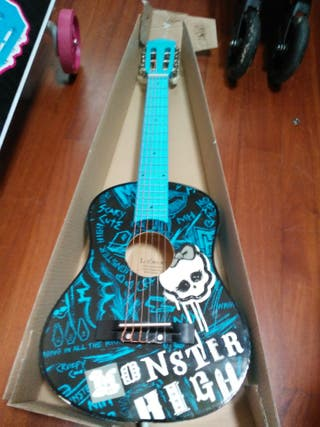 guitarra monster