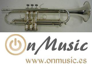Trompeta Sib Stomvi Mambo Titanium