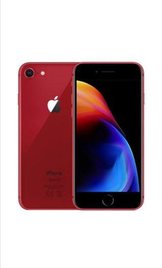 iPhone 7 128 Gb - Rojo - Libre