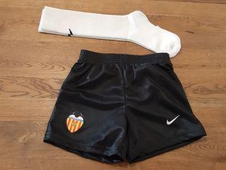 Pantalones + medias Valencia C.F. Nike nuevo