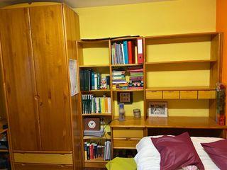 Conjunto habitación juvenil + cama