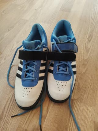 zapatillas Adidas halterofilia