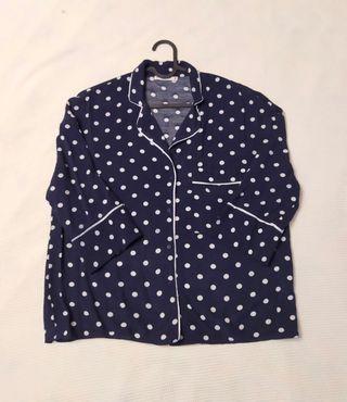 Camisa lunares