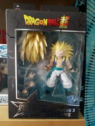Dragon Ball Z Súper Saiyan 3 Gotenks