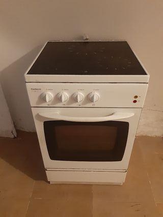 cocina eléctrica corbero