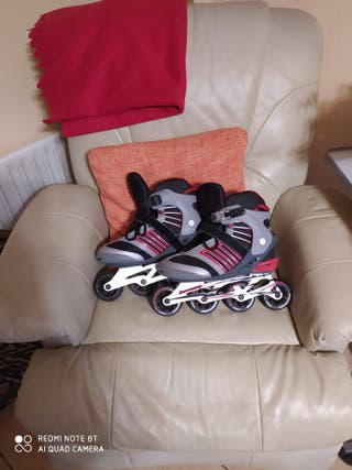 patines sin uso
