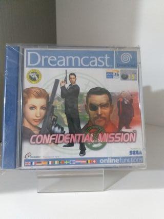 CONFIDENTIAL MISSION.DREAMCAST.