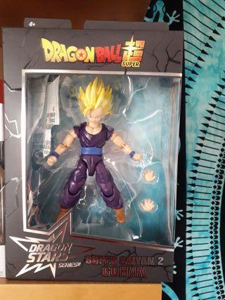 Dragon Ball Z Súper Saiyan 2 Gohan
