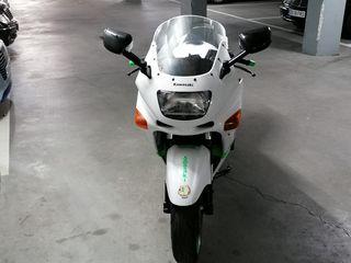 Kawasaki zzr 600 ram air