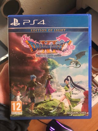 Dragon Quest XI , edition of light ps4