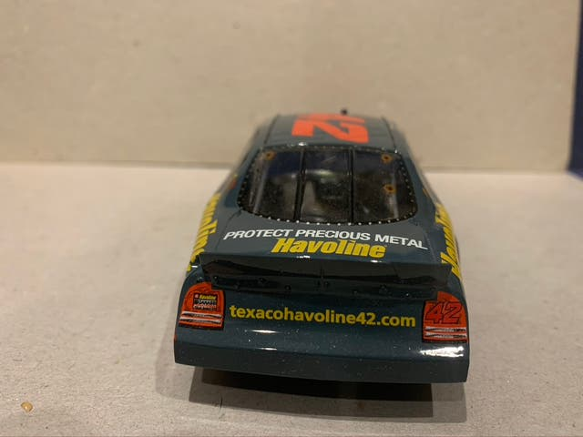 SCX SCALEXTRIC NASCAR DODGE CHARGER