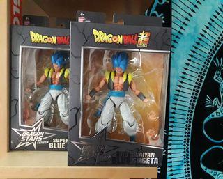 Dragon Ball Z Super Saiyan Blue Gogeta