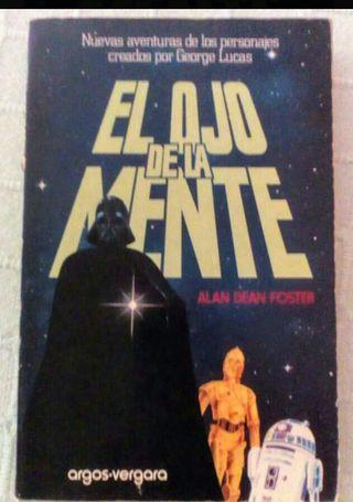 Libro antiguo Star Wars