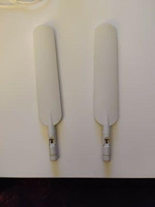 Antenas de alta ganancia para router