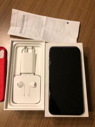 iPhone X 64 G Gris espacial