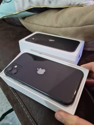 IPHONE 11 BLACK EDITION