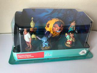Lote pvc Lilo & Stitch Disney Store