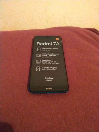Xiaomi Redmi 7A Azul Metalizado