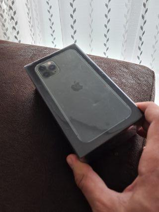 IPHONE 11 PRO NUEVO SIN ABRIR LIBRE Y ORIGINAL
