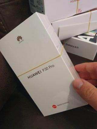 HUAWEI p30 pro 256 negro dual
