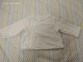 Abrigo bebé reversible