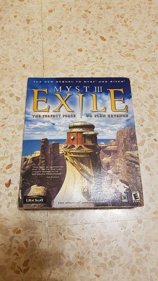 Antiguo juego de ordenador en CD