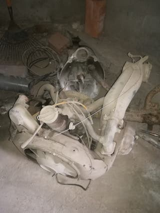 Motores Citroën 2cv dyane
