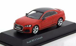 maqueta Audi RS5 escala 1:43 Spark resina